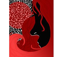 Girl on Fire (flamenco inspired) Photographic Print