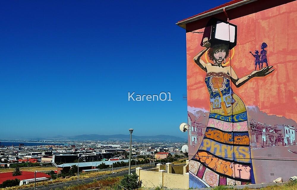 Mural dilemna by Karen01