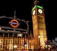 London Scene 2 by Jasna