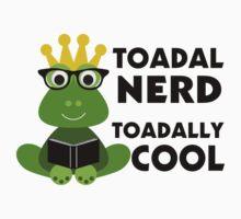 Toadal Nerd Toadally Cool Baby Tee