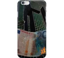 Inflation iPhone Case/Skin