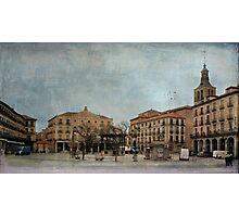 Mornings of Segovia Photographic Print