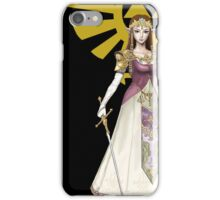 Zelda and Triforce iPhone Case/Skin