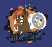 Button Mash Get Your Game On! by NeonStreaks