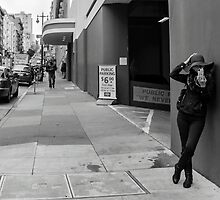 Taylor Street, Tenderloin by James Watkins
