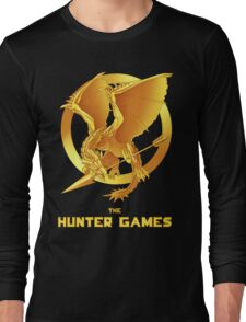 the Hunter Games Long Sleeve T-Shirt