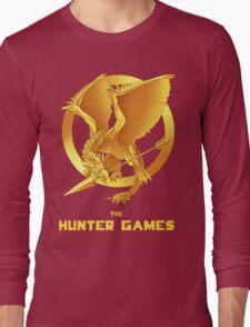 the Hunter Games Long Sleeve T-Shirt