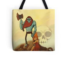 billy the barbarian  Tote Bag