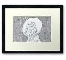 Feeling Depressed Framed Print