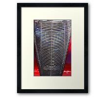 Car Gill Framed Print