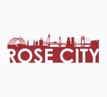 Rose City by Rachael Whitaker