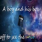 Small Box, Big Universe by ItsSabYo