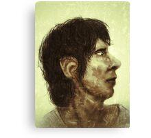 Bilbo Canvas Print