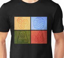 Avatar Elements Unisex T-Shirt