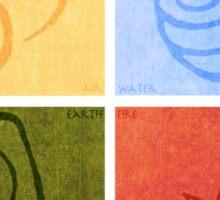 Avatar Elements Sticker