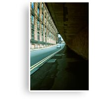 Bishop Lane Canvas Print