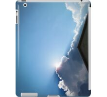curious sun iPad Case/Skin