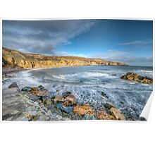 Anglesey Seascape Poster