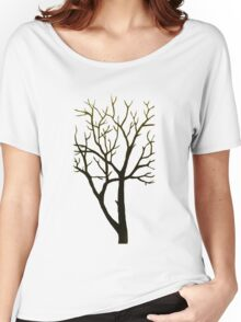 White Tree Women's Relaxed Fit T-Shirt