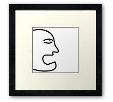 Davy. Framed Print