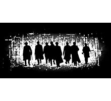 Peaky Blinders Gang Poster Photographic Print