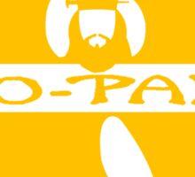 Lo Pan Clan (yellow) Sticker
