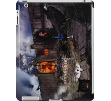 door to hell iPad Case/Skin