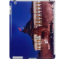 kremlin with red flag iPad Case/Skin