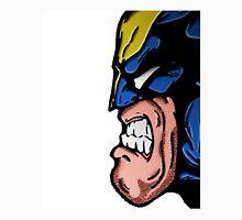 Marvel's Wolverine Comic Styled Profile Unisex T-Shirt