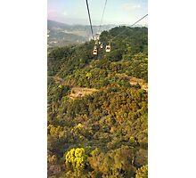 Maokong Gondola (Taipei, Taiwan) Photographic Print