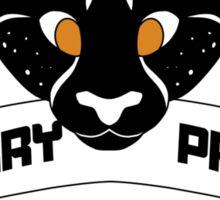 Furry Pride - Cheetah Sticker