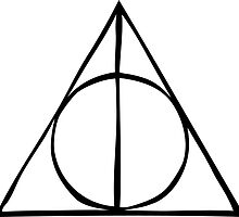 Harry Potter - Deathly Hallows by wallyhawk