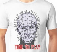 Time to Play! Unisex T-Shirt
