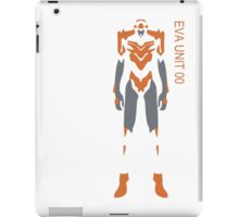 Unit 00 Minimalist iPad Case/Skin