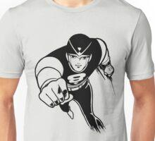8 Man - Line Art Unisex T-Shirt