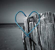 Blue Heart by love2Bloved