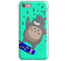 Totoro Skate iPhone Case/Skin