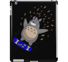 Totoro Skate iPad Case/Skin