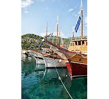 The Emerald Dock Photographic Print