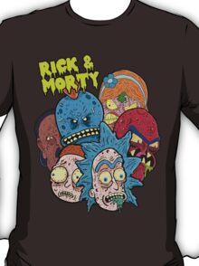 Rick and Morty Universe  T-Shirt
