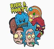 Rick and Morty Universe  T-Shirt