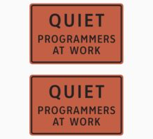 Programmers At Work (Small) ×2 by developer