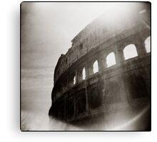 { Colosseum } Canvas Print