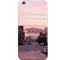Alcatraz Alleyway iPhone Case/Skin