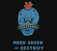 Meek Seek and Destroy  T-Shirt