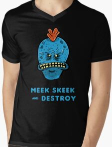 Meek Seek and Destroy  Mens V-Neck T-Shirt