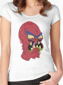 Scary Terry Women's Fitted Scoop T-Shirt