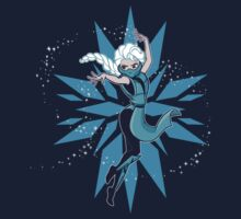 Frozen Kombat!! by coinbox tees