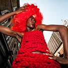 Pierre Garroudi: Red Collection - Number 2 by MarcW