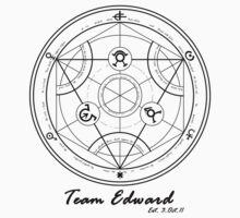 Team Edward Elric by DrGluefoot